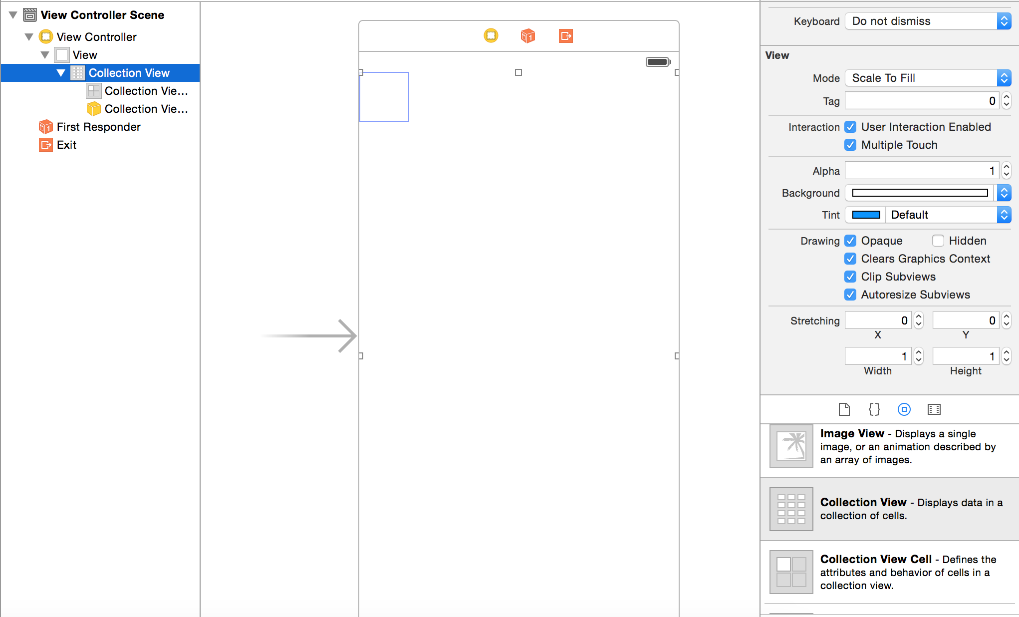 Collection View with Parallax Scrolling ! | Welcome, Swift